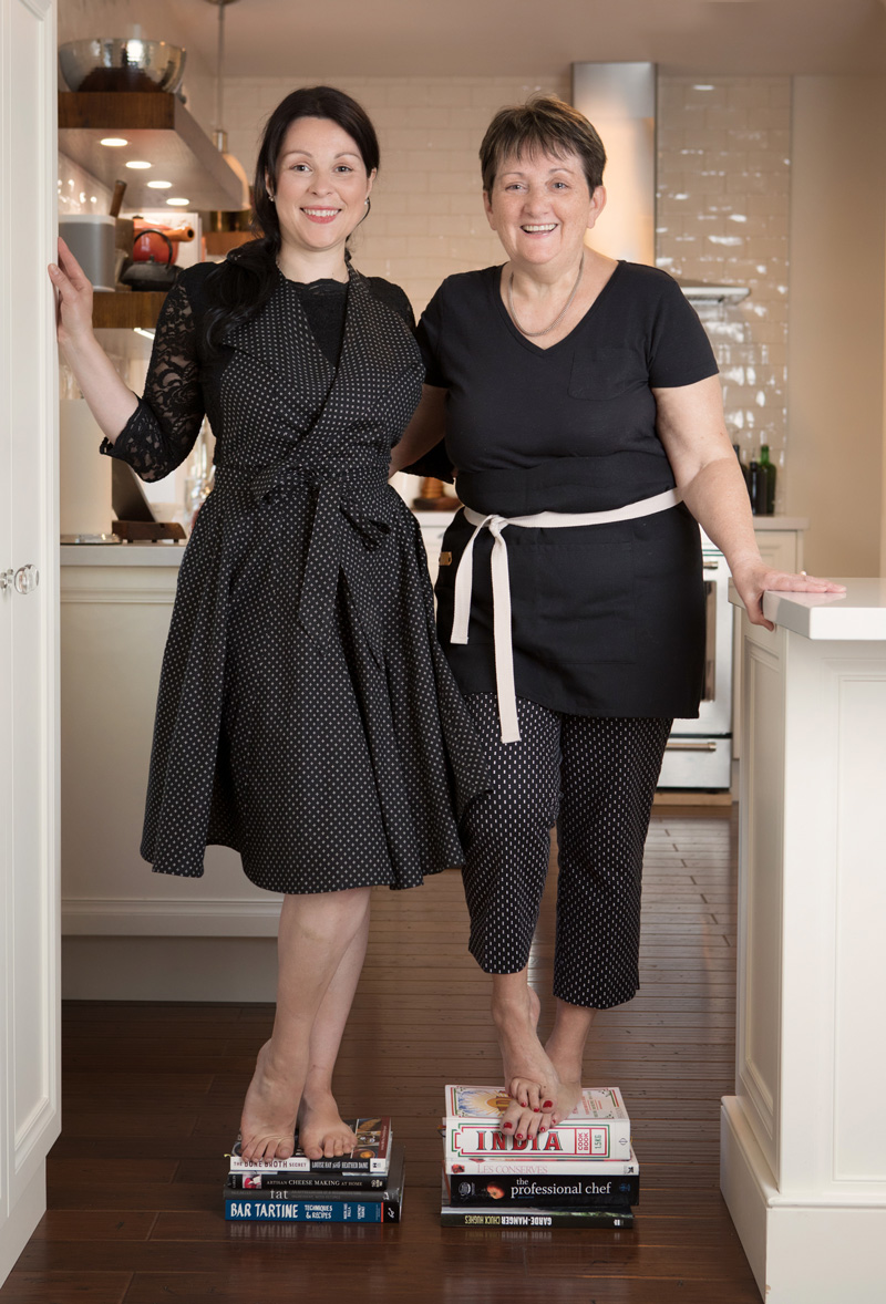 Patti and Michele Boutin - mother and daughter team